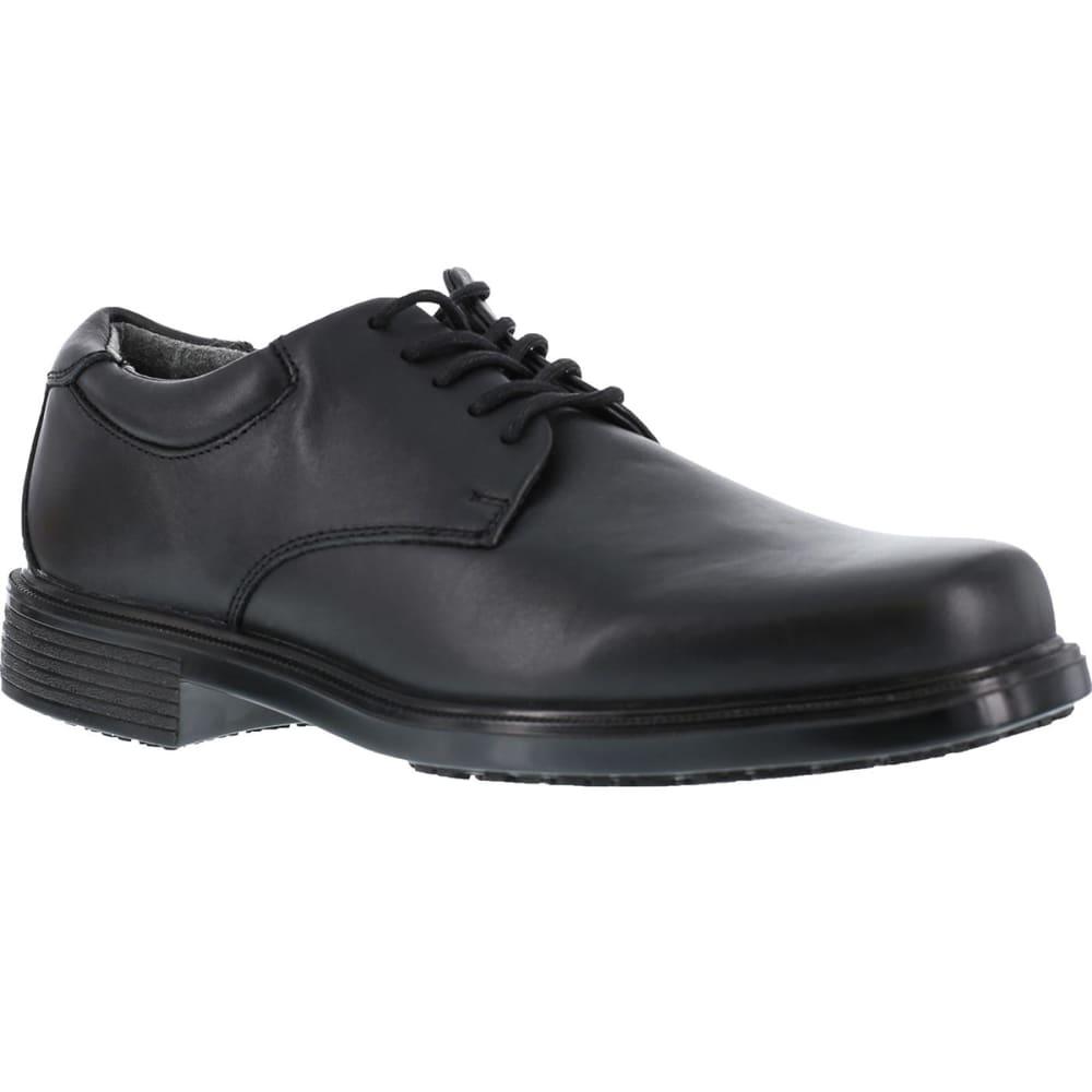 ROCKPORT Men's Work Up Work Shoes - BLACK