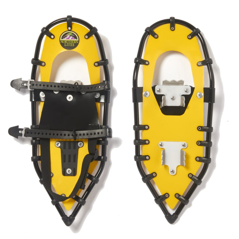 NORTHERN LITES Race Snowshoes - YELLOW/BLACK