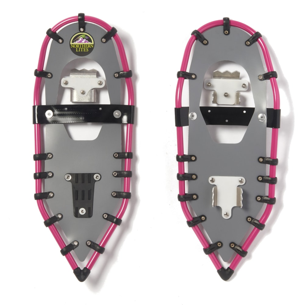 NORTHERN LITES Women's Race Direct Snowshoes - GREY/PINK