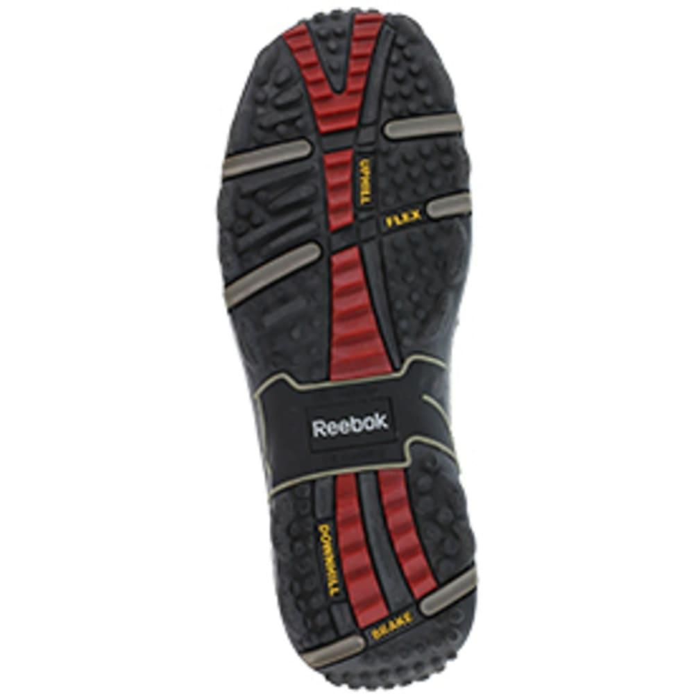 REEBOK WORK Women's Tiahawk Composite Toe Waterproof Sport Hiker, Black - BLACK