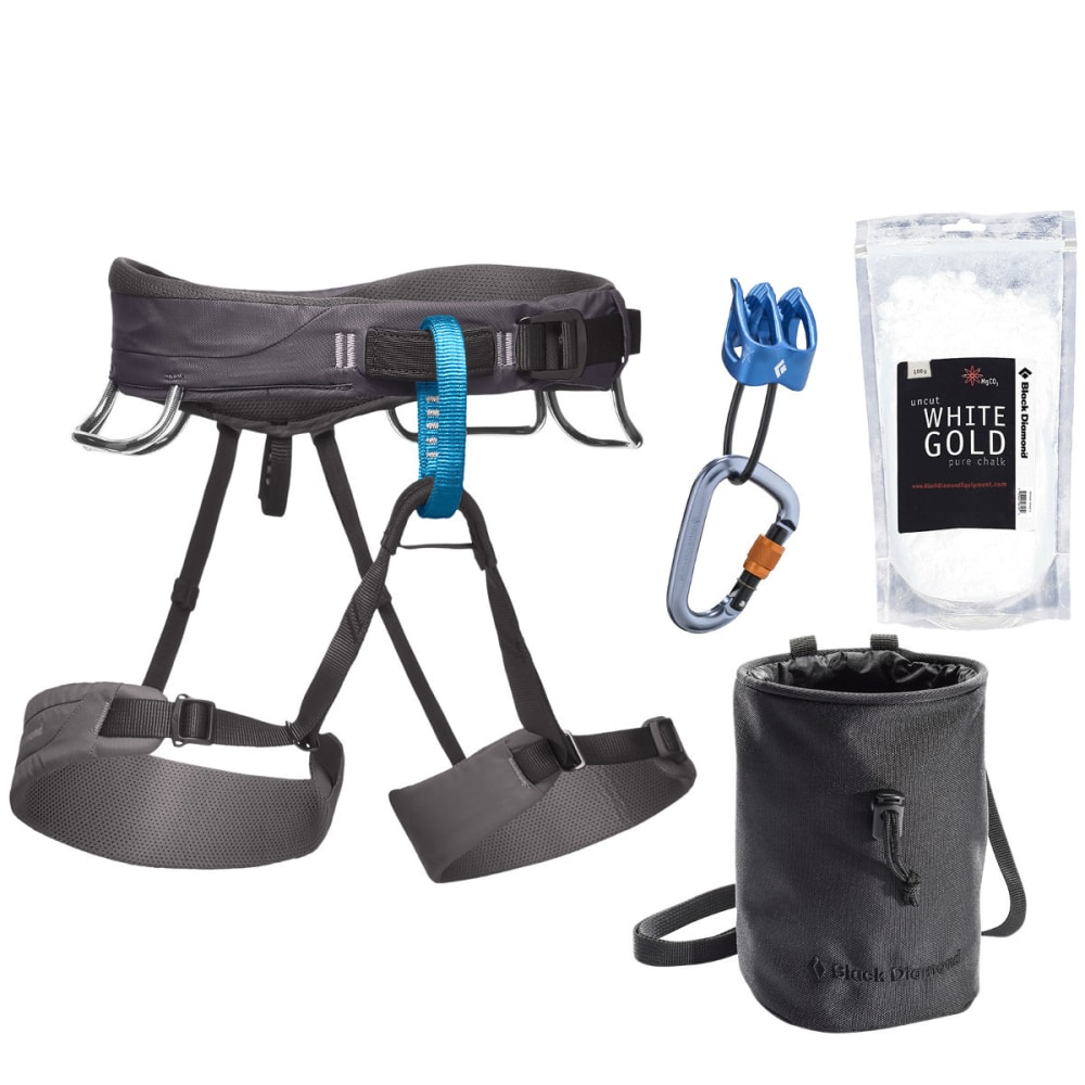 BLACK DIAMOND Men's Momentum Package - SLATE