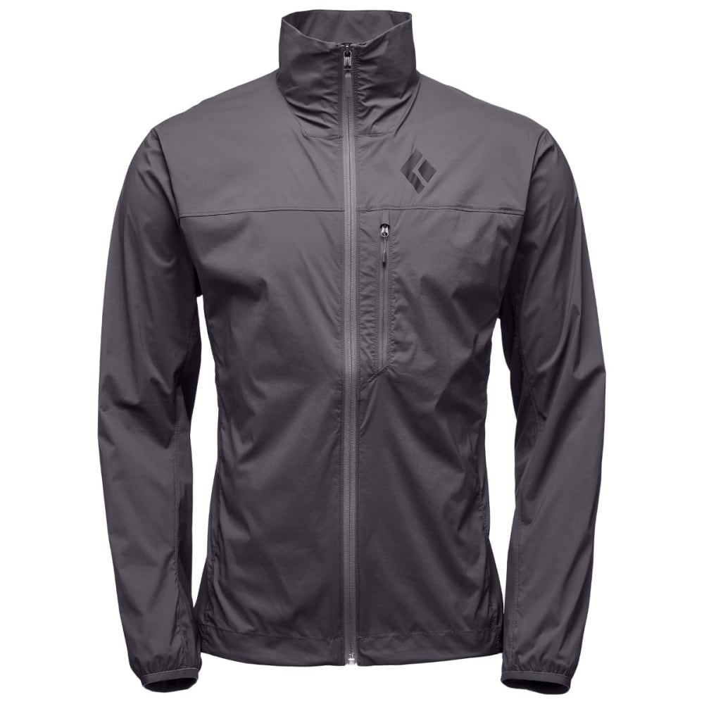 BLACK DIAMOND Men's Alpine Start Jacket - SMOKE