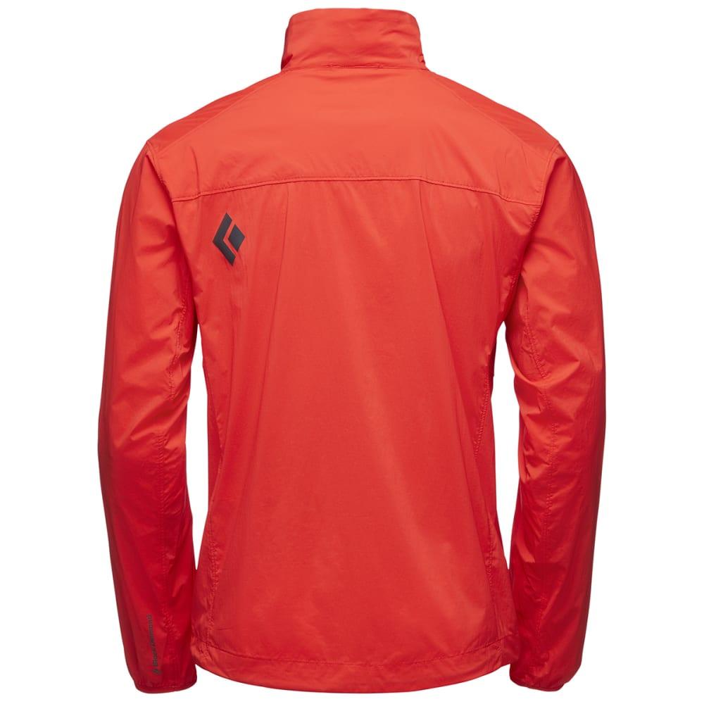 BLACK DIAMOND Men's Alpine Start Jacket - HYPER RED