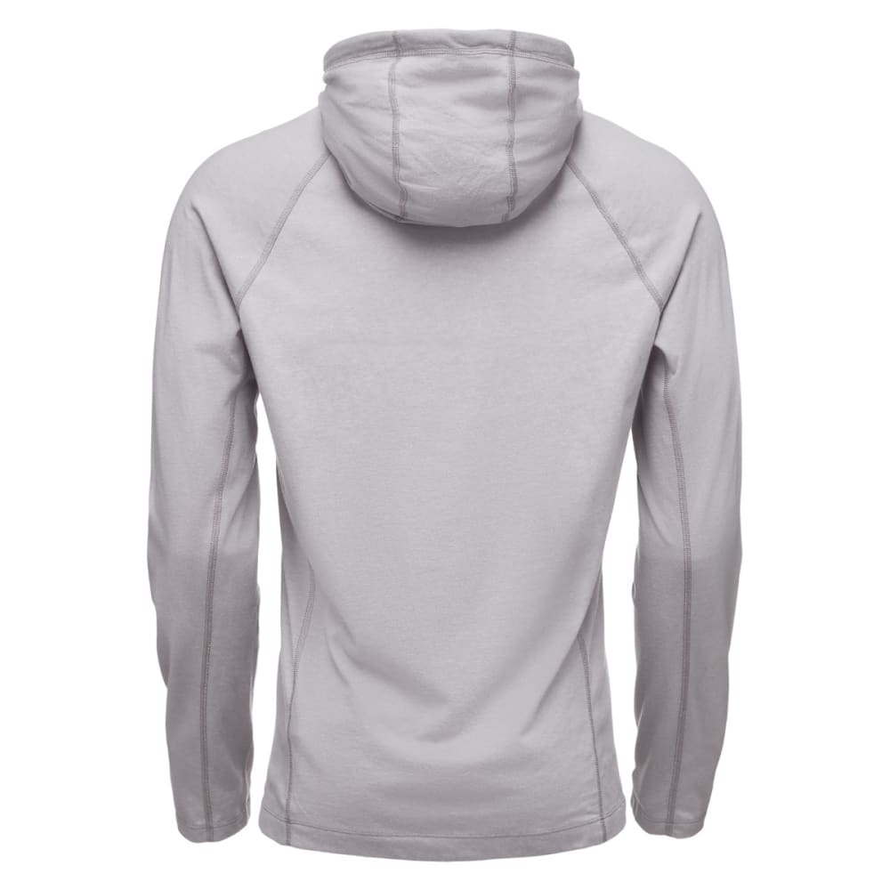 BLACK DIAMOND Men's Crag Hoody - ALUMINUM