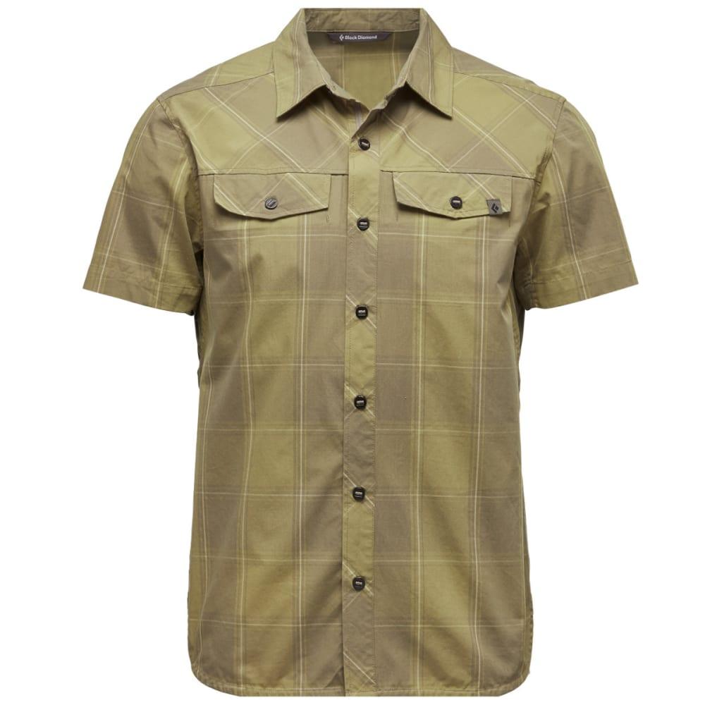 BLACK DIAMOND Men's Short-Sleeve Technician Shirt S