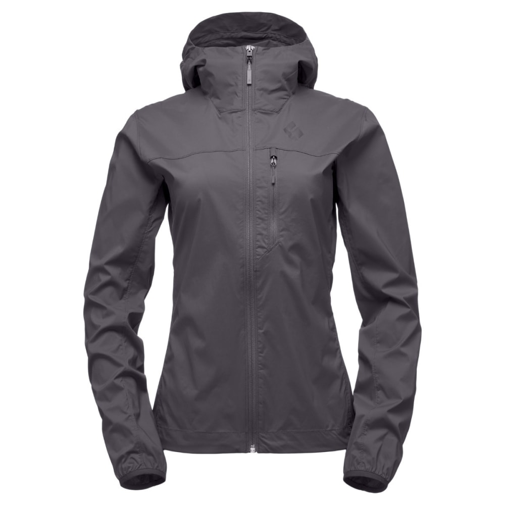 BLACK DIAMOND Women's Alpine Start Hoody - SMOKE