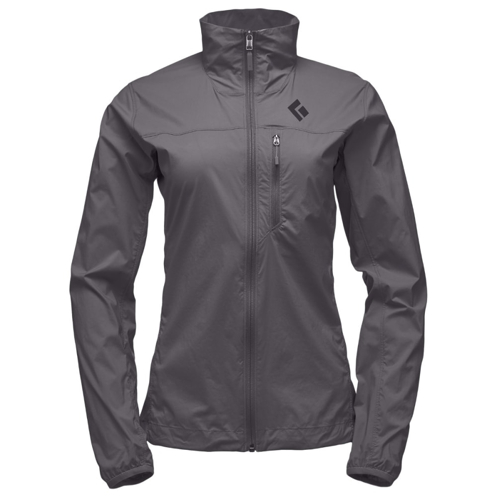 BLACK DIAMOND Women's Alpine Start Jacket - SMOKE