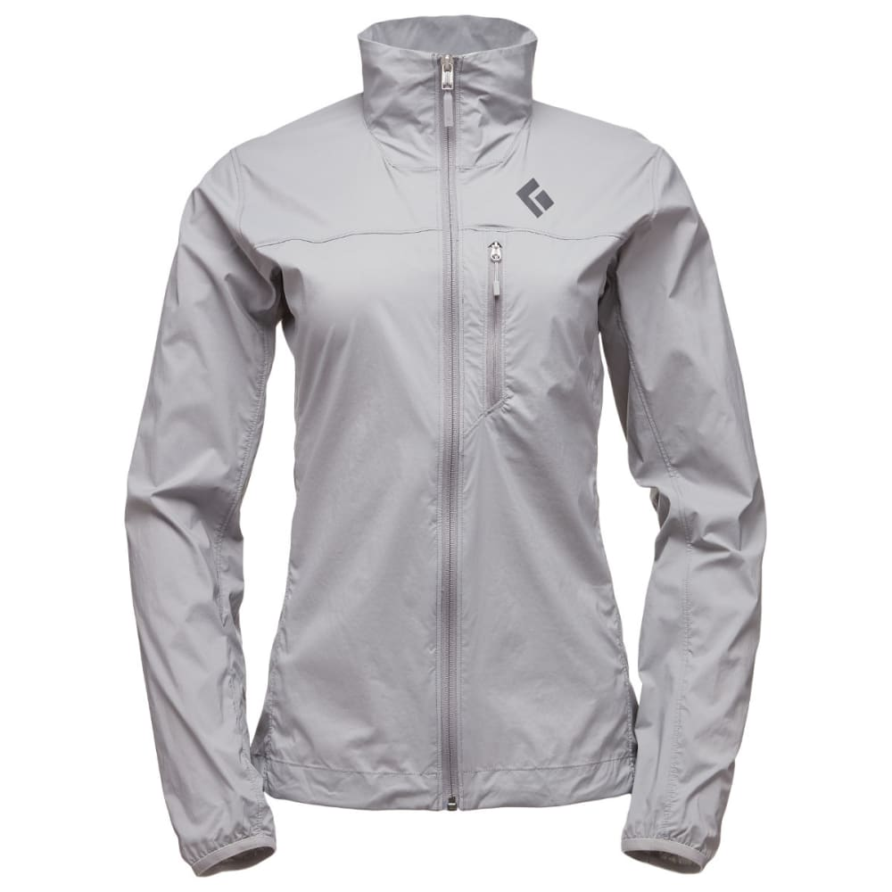 BLACK DIAMOND Women's Alpine Start Jacket - NICKEL