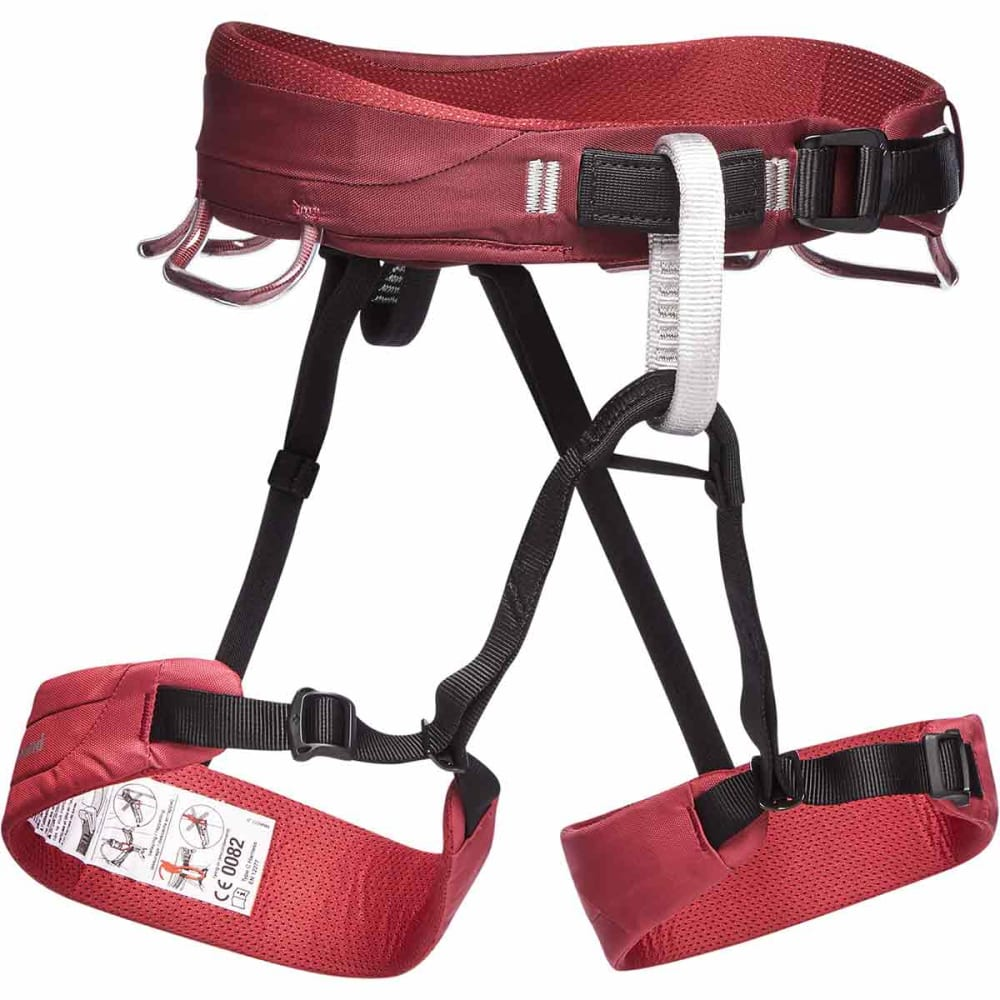 BLACK DIAMOND Women's Momentum Climbing Harness S