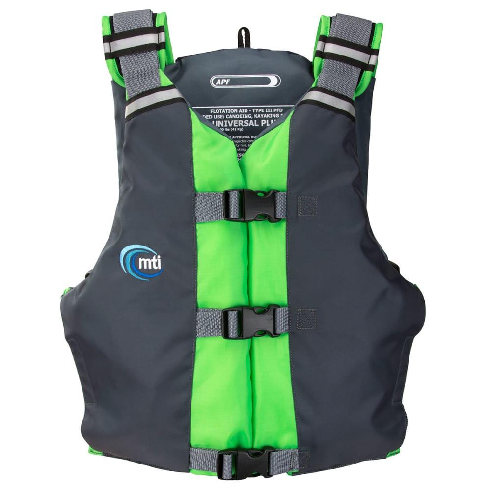 MTI APF Life Vest - BLACK/GREEN