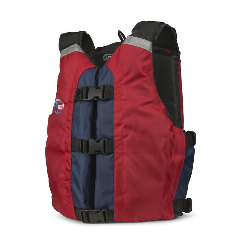 MTI APF Life Vest - RED/GRAY