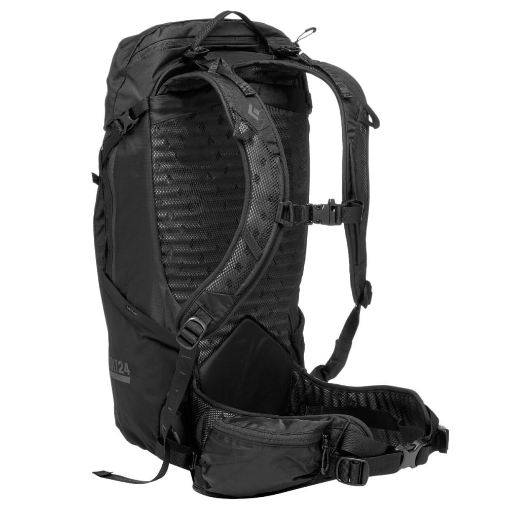 BLACK DIAMOND Bolt 24 - BLACK