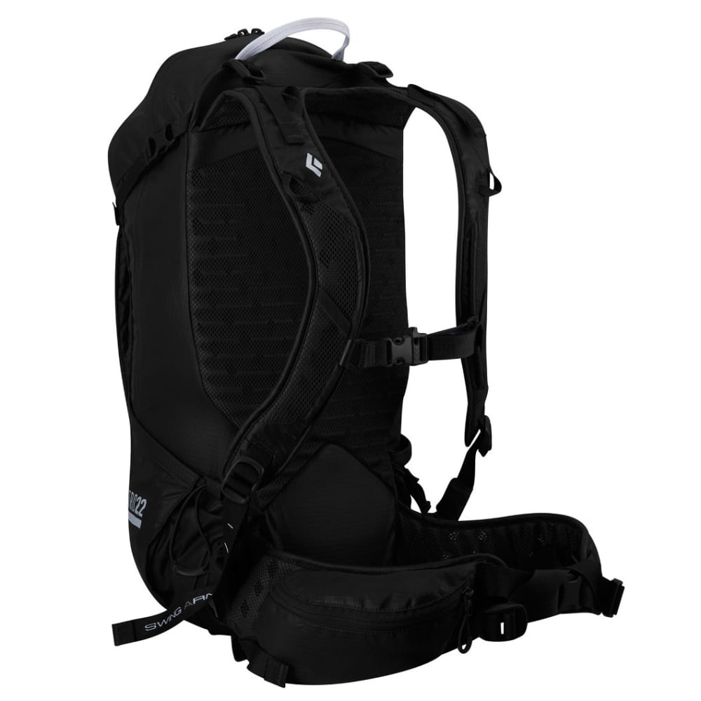 BLACK DIAMOND Nitro 22 Pack Backpack - BLACK