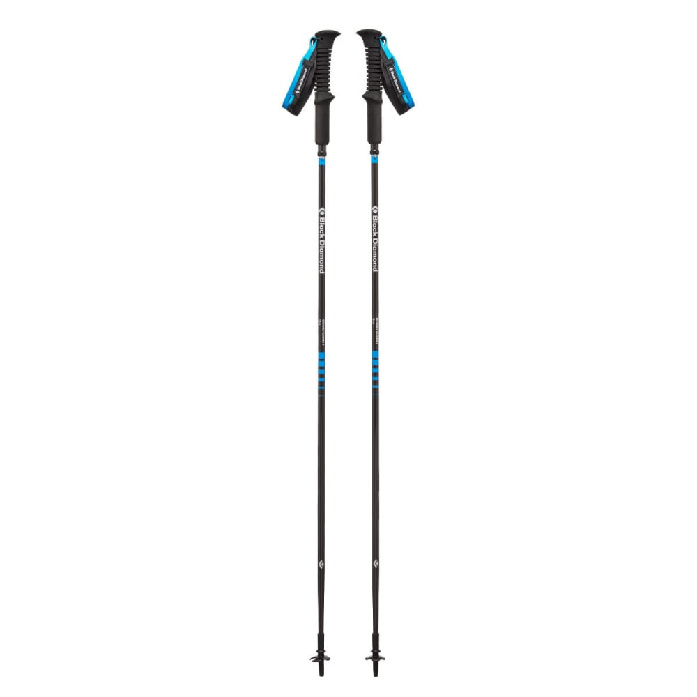 BLACK DIAMOND Distance Carbon Z Trekking Poles - ULTRA BLUE