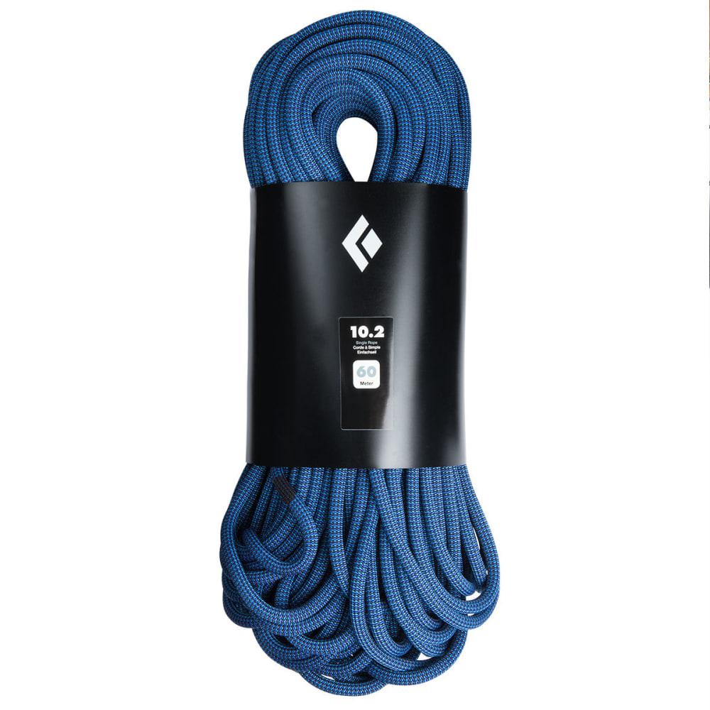 BLACK DIAMOND 10.2 60m Climbing Rope - TRI BLUE