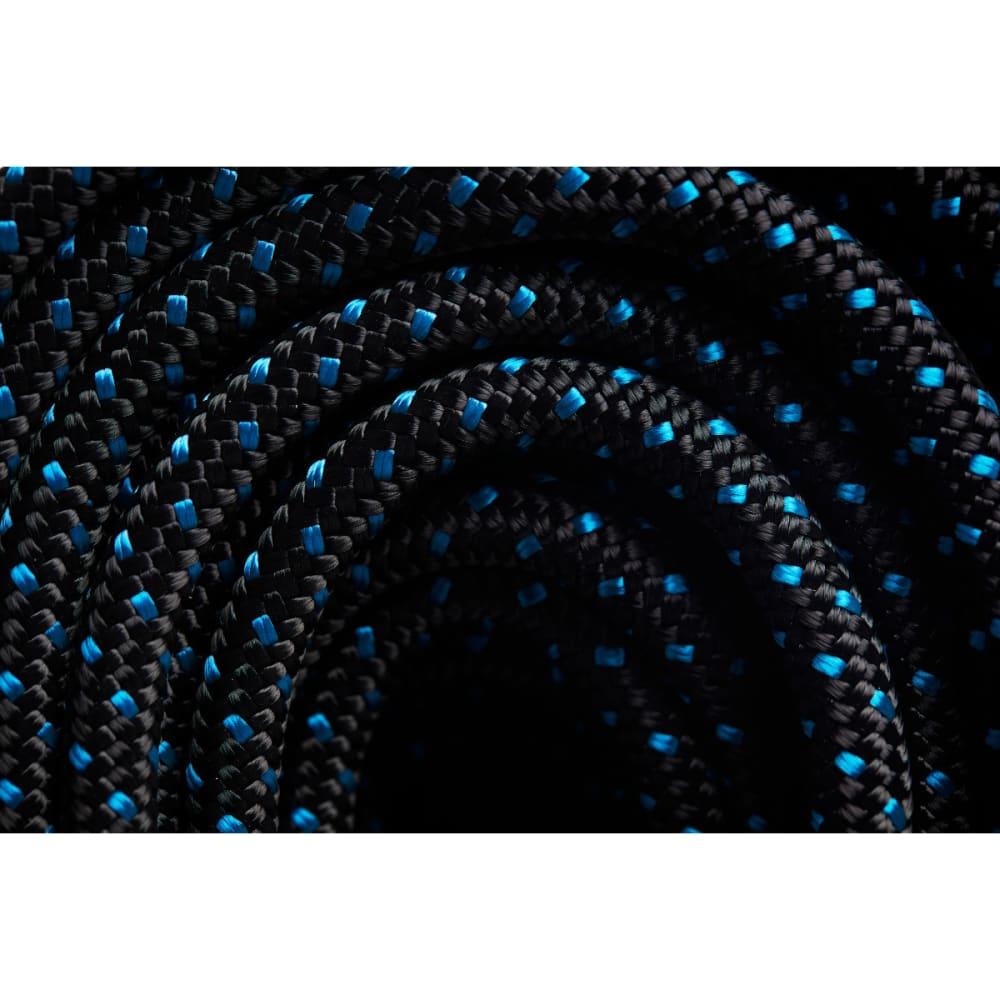 BLACK DIAMOND 6.0 Static 65m Climbing Rope - BLACK