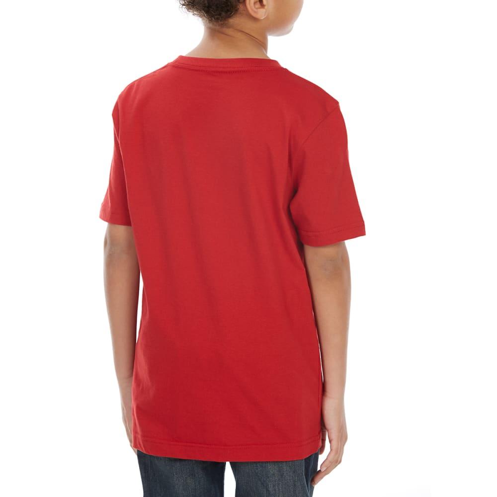 LEVI'S Big Boys' Batwing Short-Sleeve Tee - GYM RED-R78
