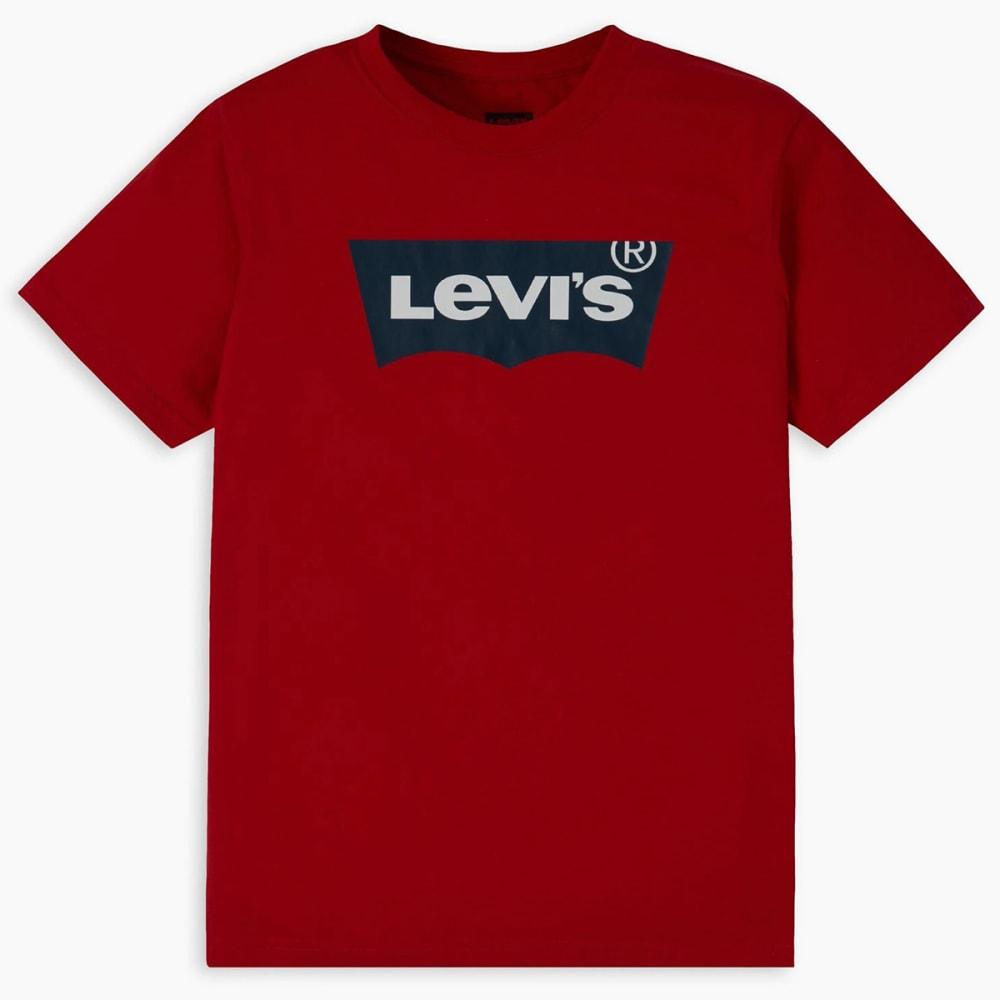 LEVI'S Big Boys' Batwing Short-Sleeve Tee S
