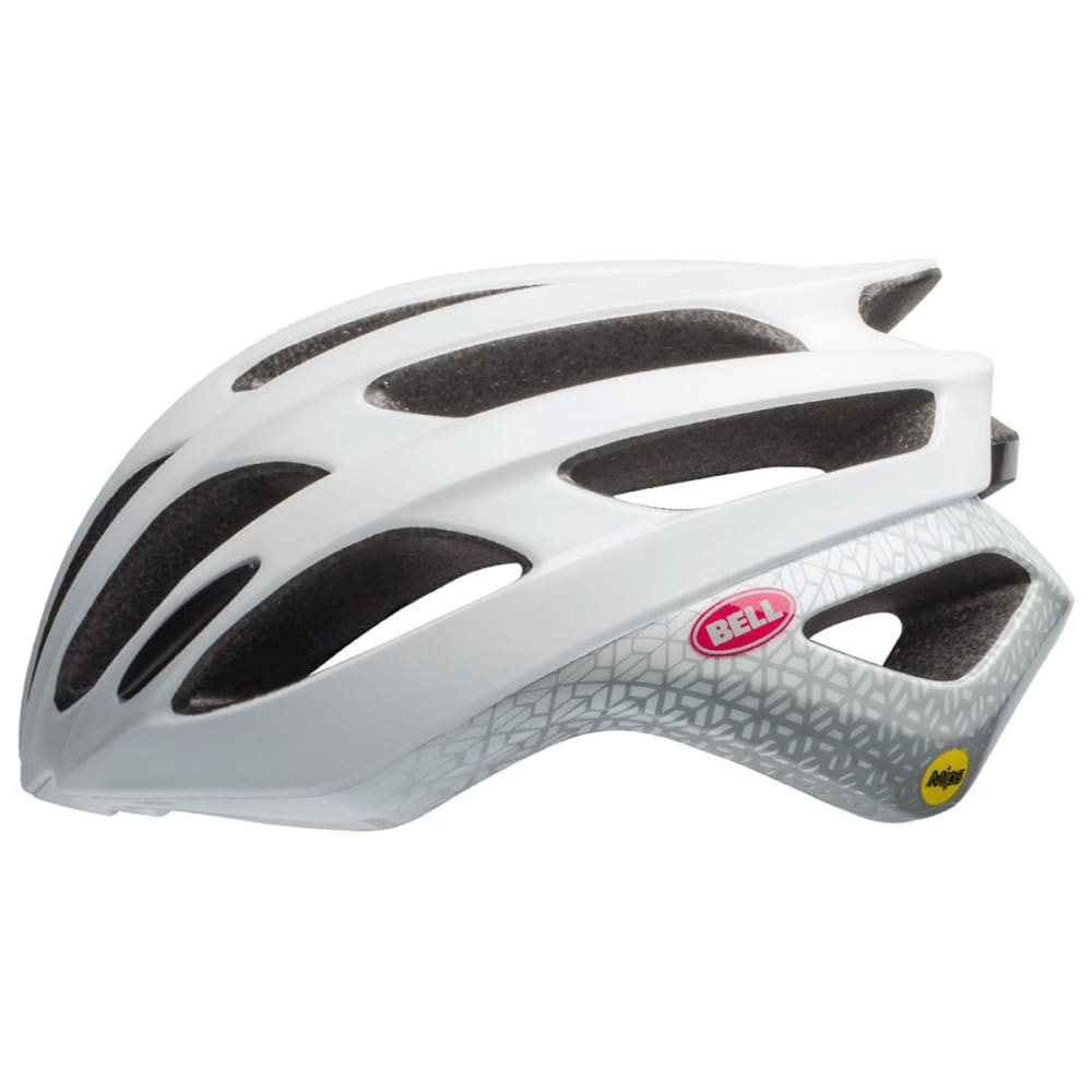 BELL Falcon Joy Ride MIPS-Equipped Bike Helmet - WHITE/SMOKE DISSOLVE
