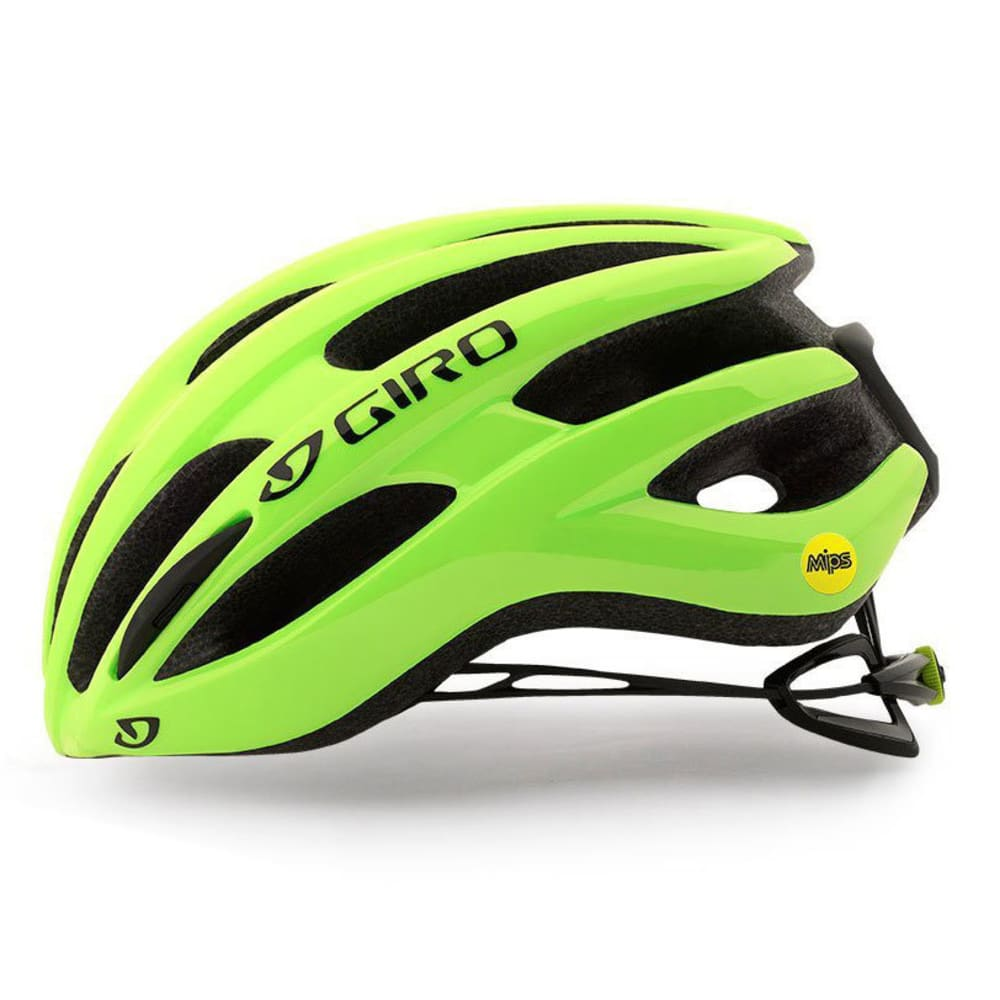 GIRO Foray Mips Helmet - HIGHLIGHT YELLOW
