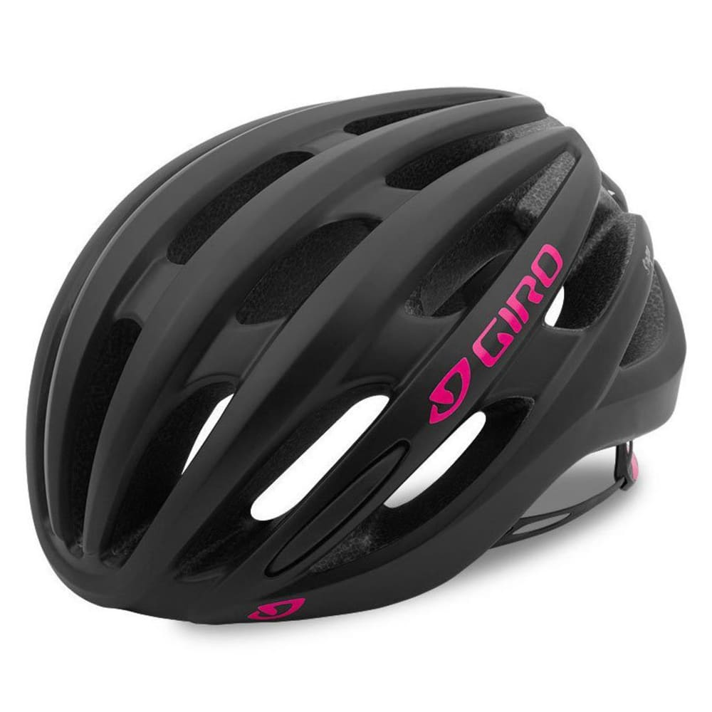 GIRO Saga Mips Helmet - BLACK/PINK RACE