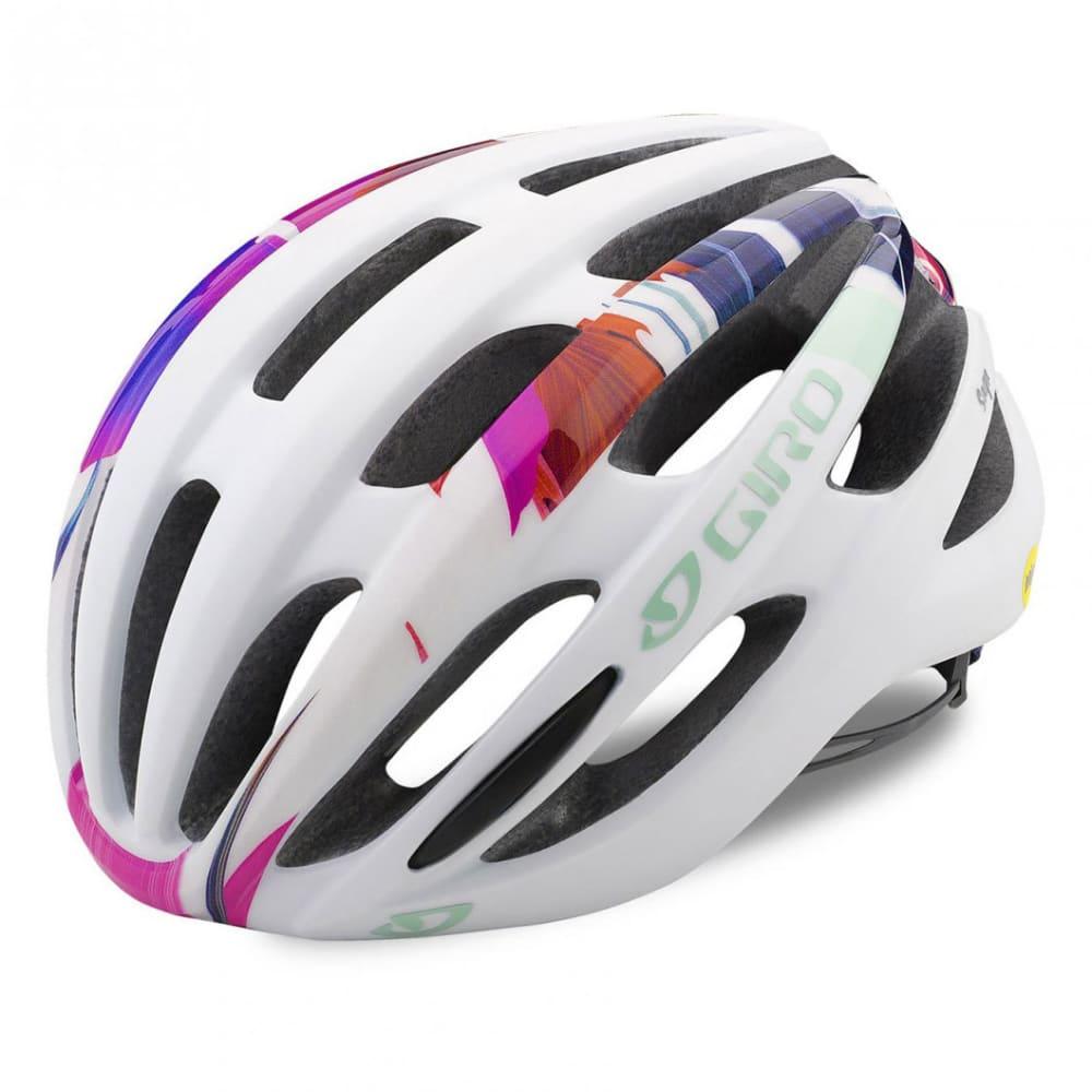 GIRO Saga Mips Helmet - WHITE/FLORAL