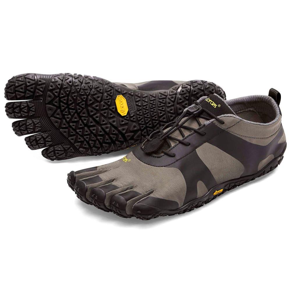 VIBRAM FIVEFINGERS Men's V-Alpha Outdoor Shoes - GREY/BLACK