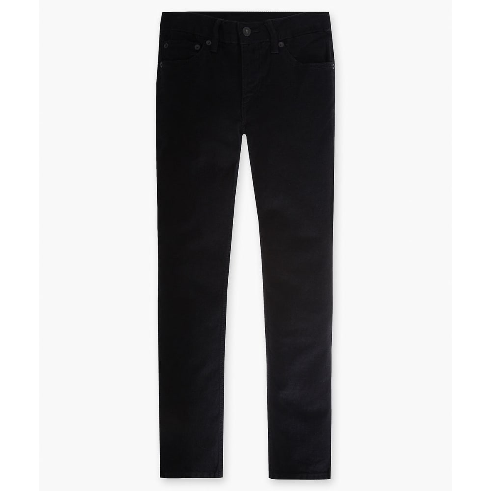 LEVI'S Big Boys' 511 Slim Fit Husky Jeans - BLACK-508