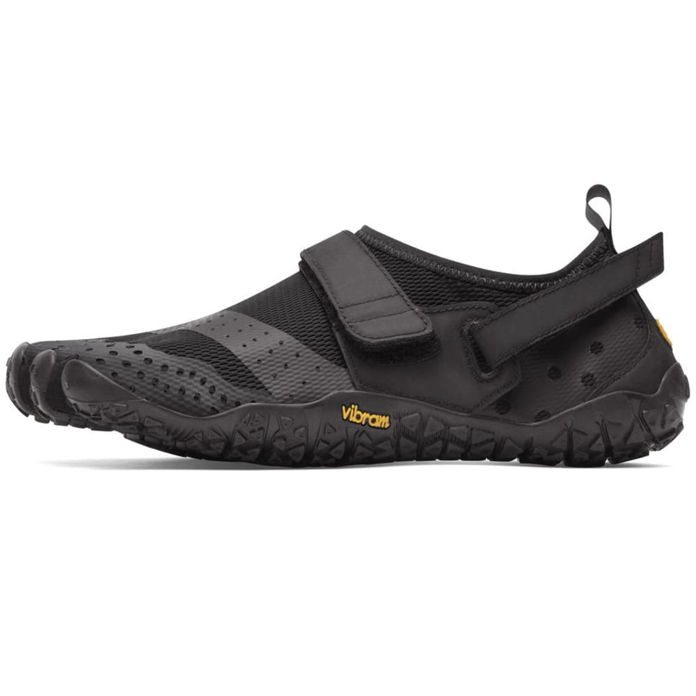 VIBRAM FIVEFINGERS Men's V-Aqua Water Shoes - BLACK