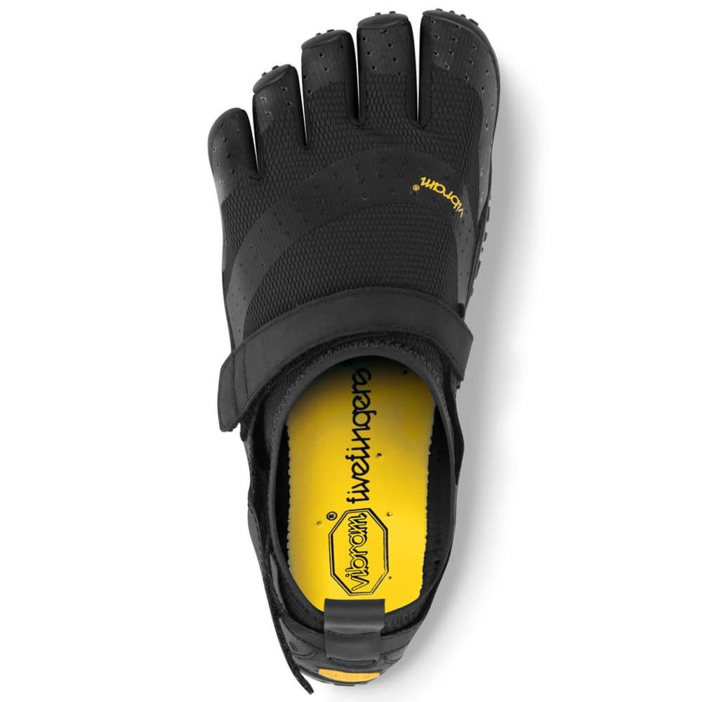VIBRAM FIVEFINGERS Men's V-Aqua Water Shoes - BLACK