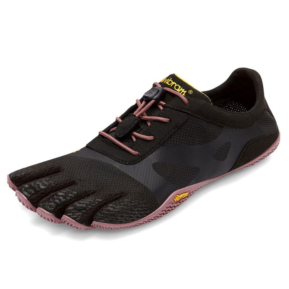 new styles db428 e5564 VIBRAM FIVEFINGERS Women  39 s KSO EVO Outdoor Shoes - BLACK ROSE