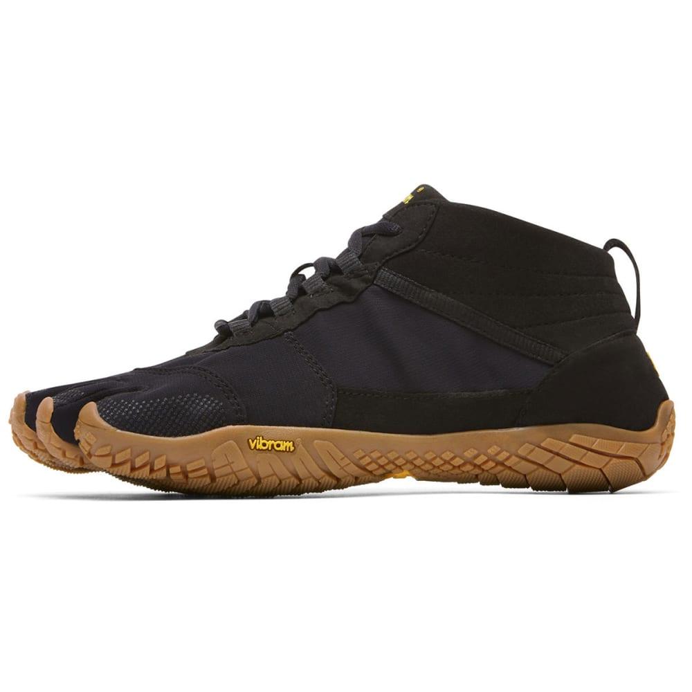 VIBRAM FIVEFINGERS Women's V-Trek Outdoor Shoes - BLACK/GUM