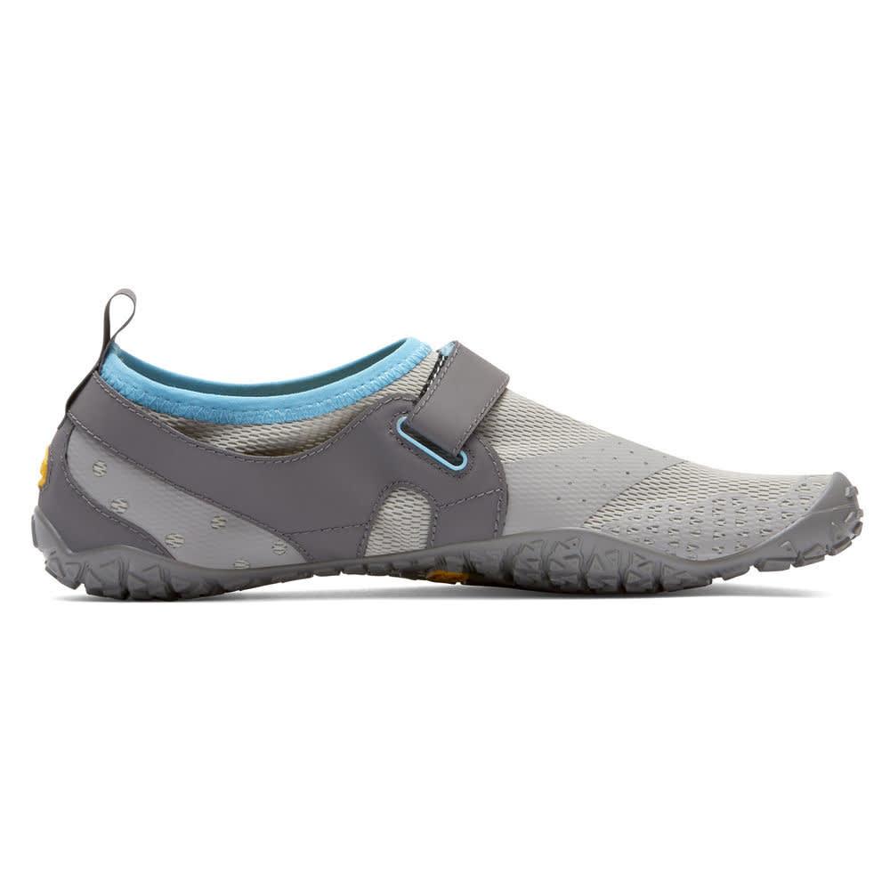 VIBRAM V-Aqua Women's Trail Running Shoes - GREY/BLUE