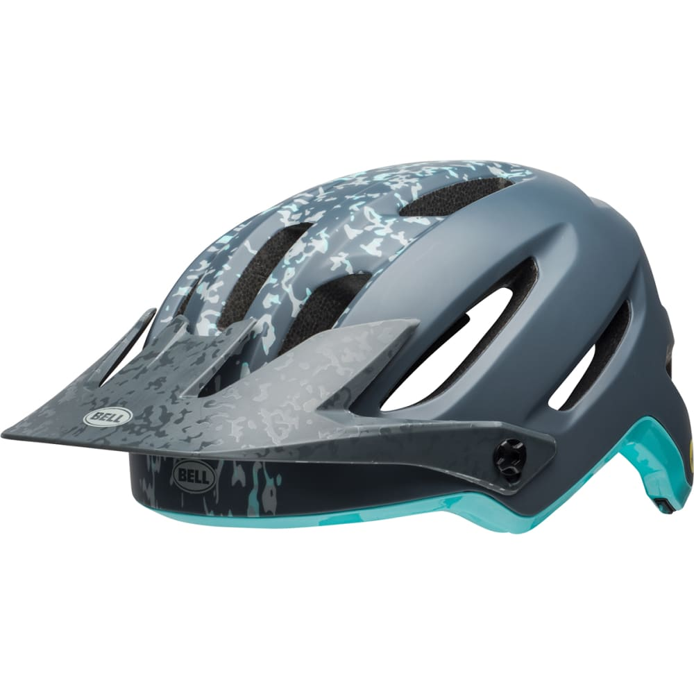 BELL Hela Joy Ride MIPS-Equipped Bike Helmet - LEAD STONE