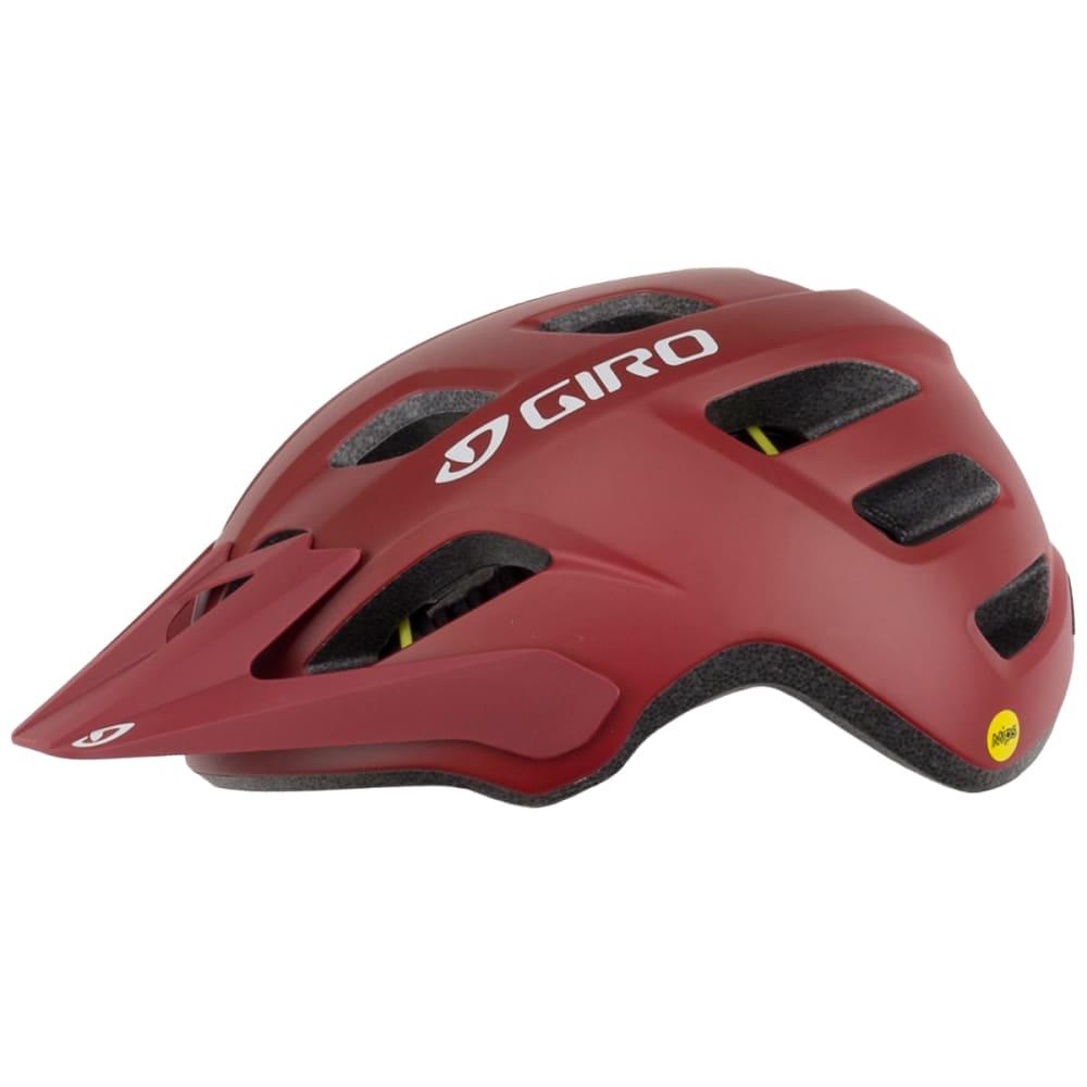 GIRO Fixture MIPS Bike Helmet - MATTE DARK RED