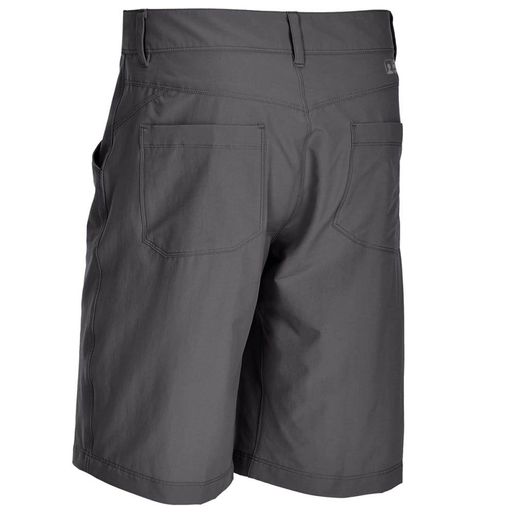 EMS Men's Go East Shorts - FORGED IRON