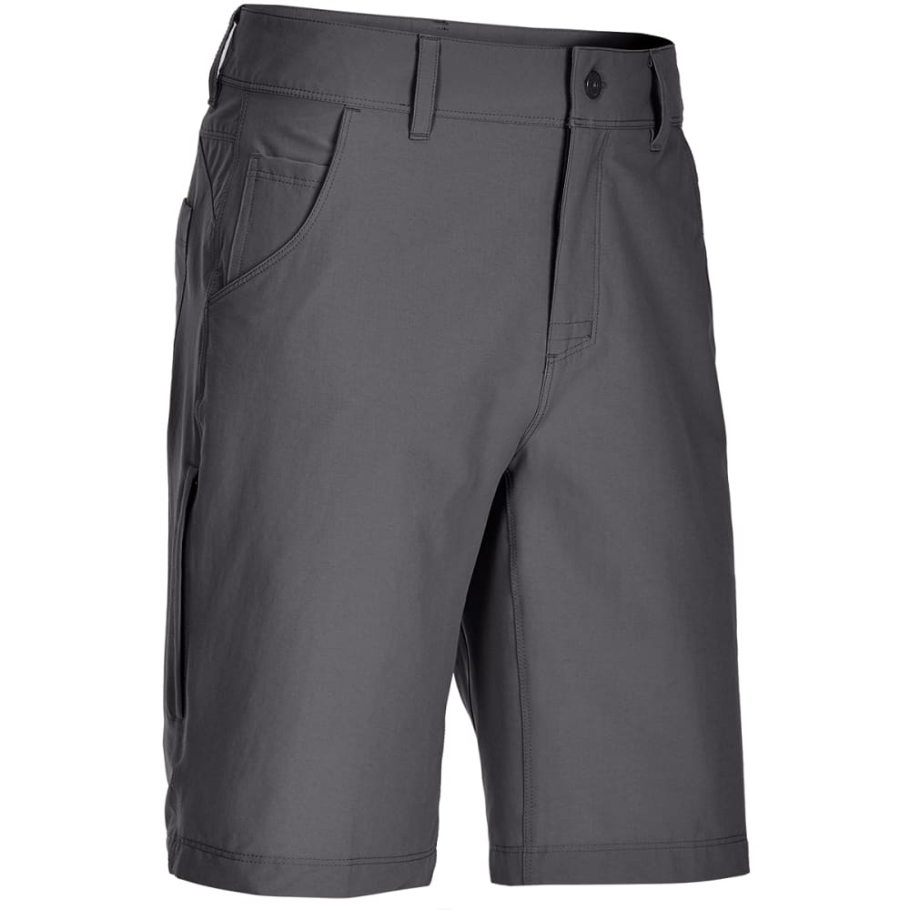 EMS® Men's Go East Shorts - FORGED IRON