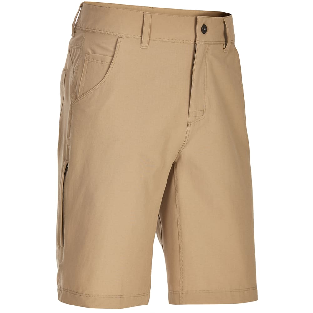EMS Men's Go East Shorts - CHINCHILLA