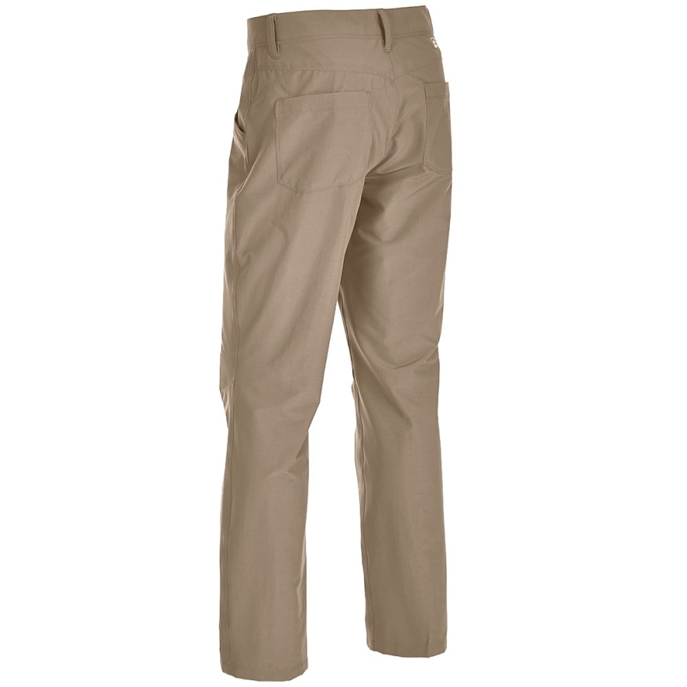 EMS Men's Go East Pants - CHINCHILLA