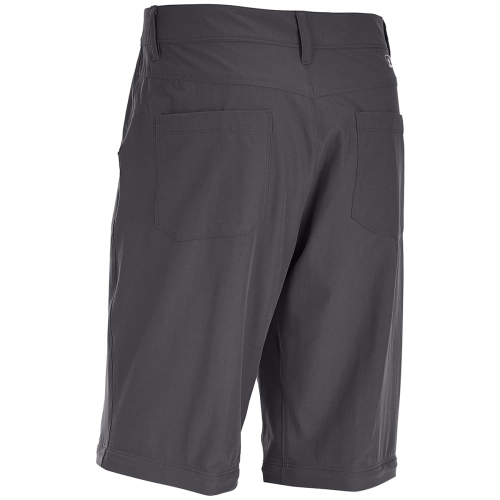 EMS Men's Go East Zip-Off Pants - FORGED IRON