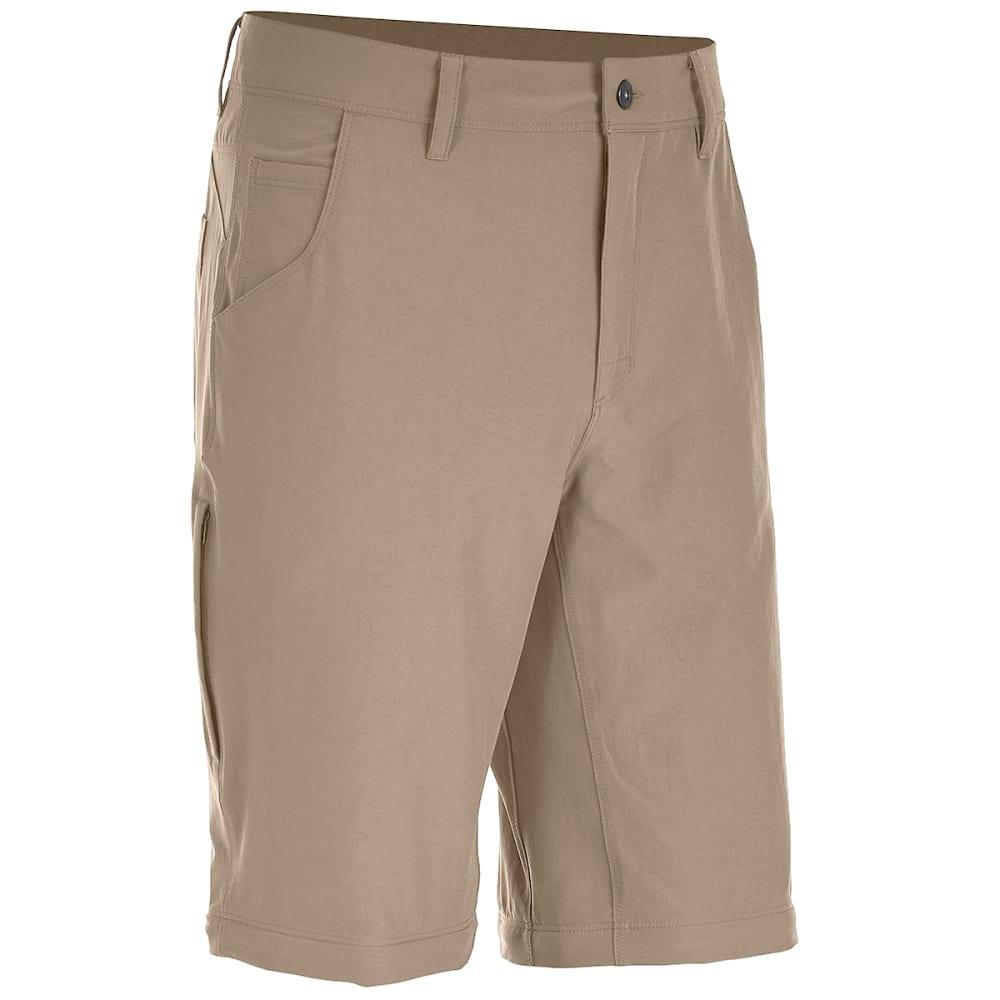 EMS Men's Go East Zip-Off Pants - CHINCHILLA