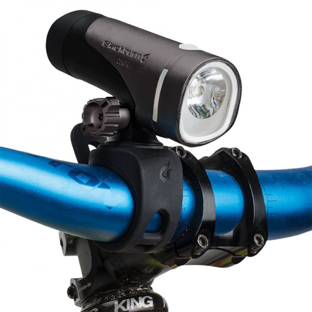BLACKBURN Central 650 Front Bike Light - NO COLOR