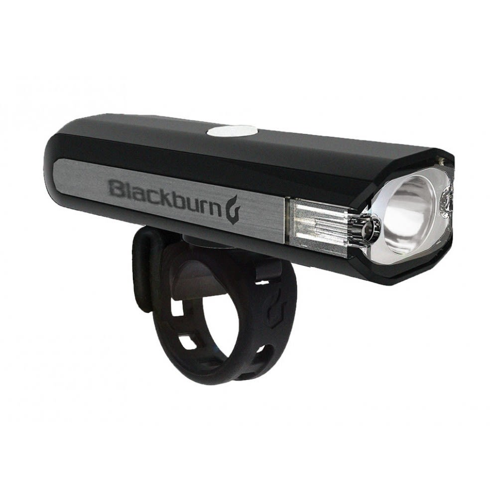 BLACKBURN Central 350 Micro Front Bicycle Light - BLACK