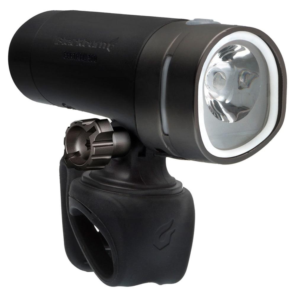 BLACKBURN Central 350 Micro Front + Click USB Rear Bike Light Set - BLACK