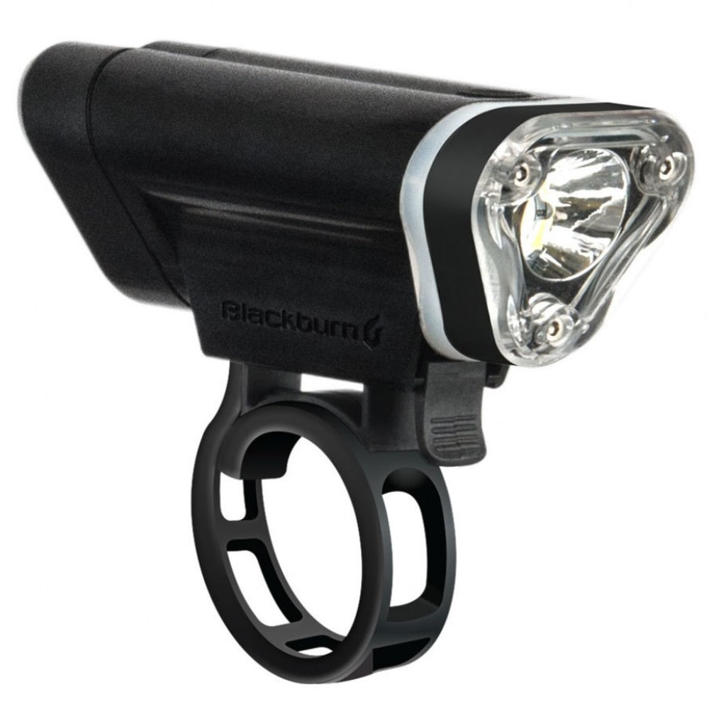 BLACKBURN Local 50 Front + Local 10 Rear Bike Light Set - BLACK
