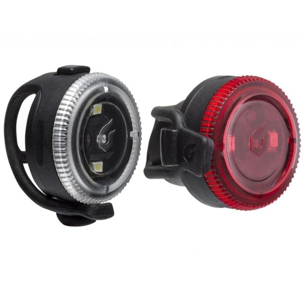 BLACKBURN Click Light Combo - BLACK
