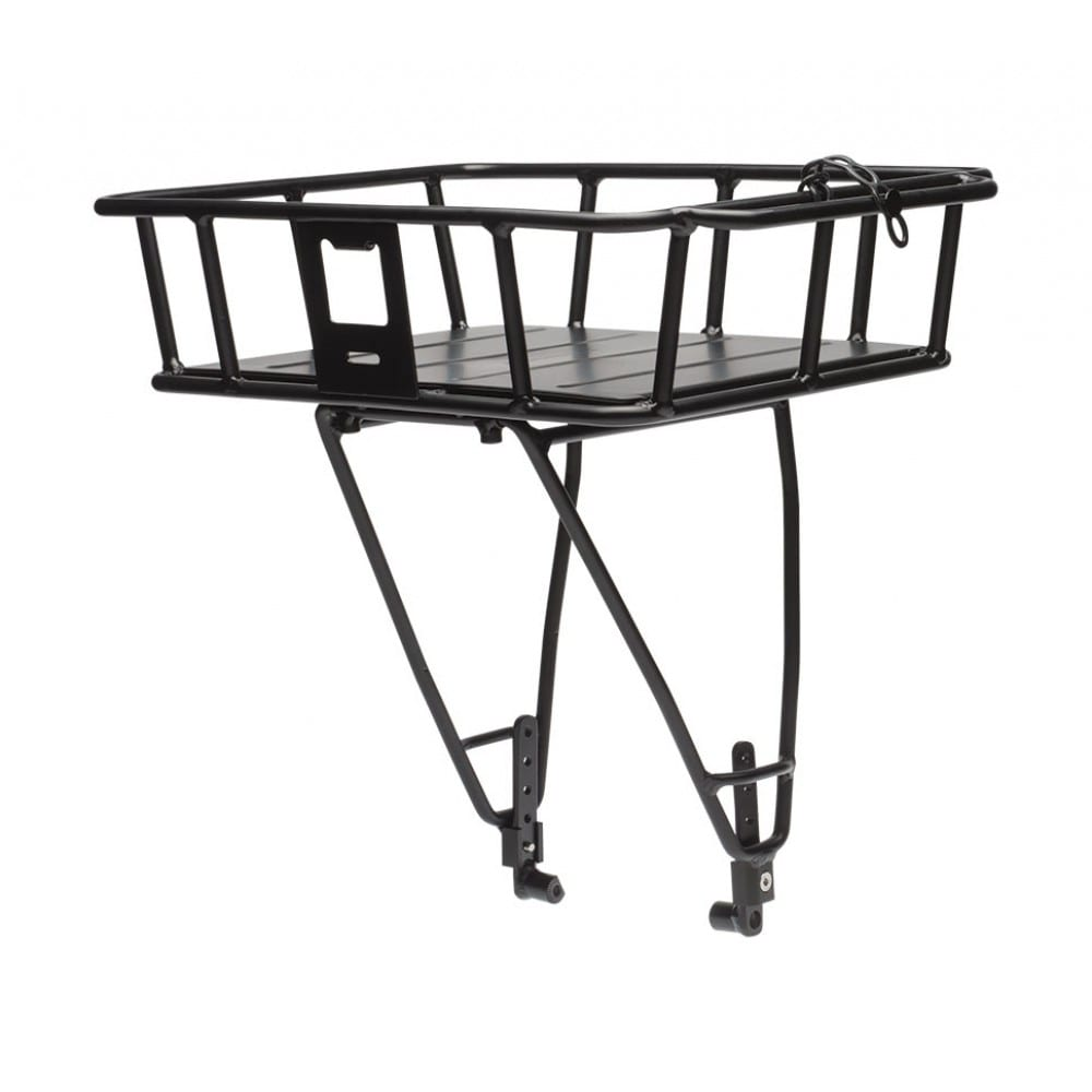 BLACKBURN Local Basket Front or Rear Bike Rack - BLACK