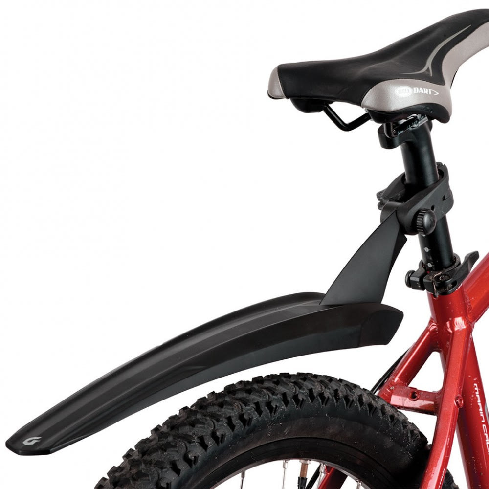 BLACKBURN Splashboard Rear Bike Fender - BLACK