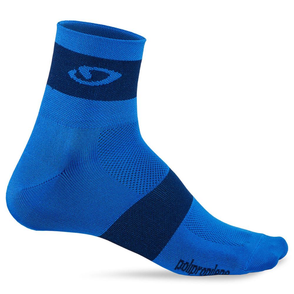 GIRO Comp Racer Sock - BLUE/MIDNIGHT