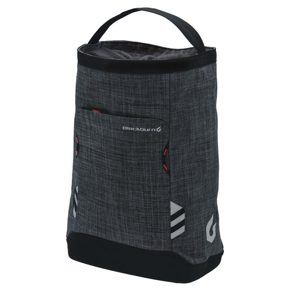 BLACKBURN Central Shopper's Cycling Bag - CHARCOAL